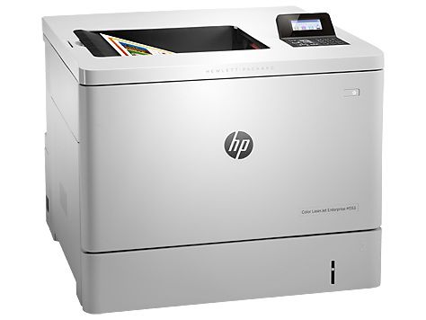 картинка Принтер HP Color LaserJet Enterprise M553dn от магазина