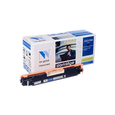 картинка Картридж NV-Print для Canon LBP7018C/7010, Cartridge 729 Black